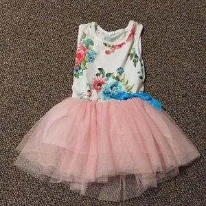 Other - Flower tutu dress